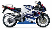 Suzuki GSXR750 manual