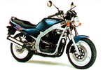 Thumbnail Suzuki GS500e Service manual 89-99