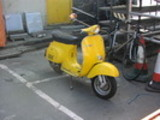Thumbnail Piaggio Vespa 90 service repair manual