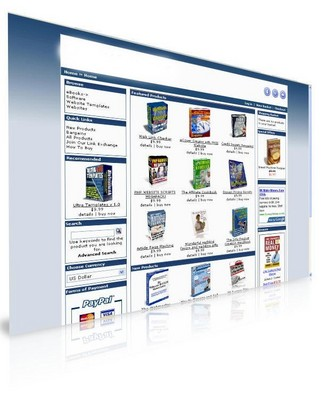 Product picture Turnkey ebook store script