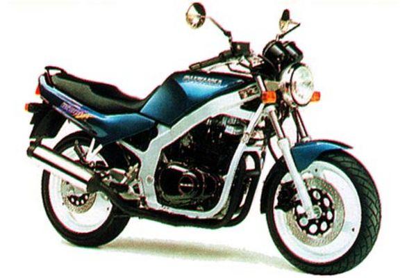 Product picture Suzuki GS500e Service manual 89-99