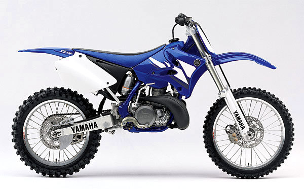 Product picture Yamaha YZ250 service manual 2003
