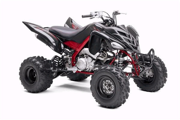 Product picture Yamaha Raptor 700 service manual