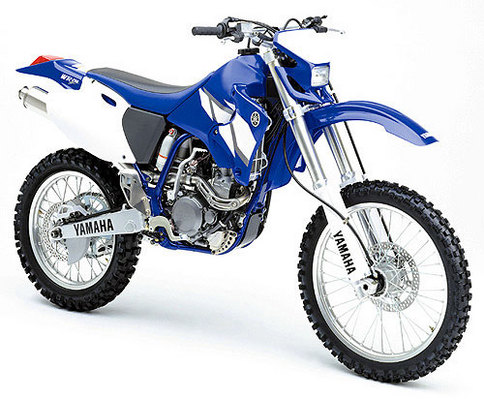 Product picture Yamaha WR250F Manual