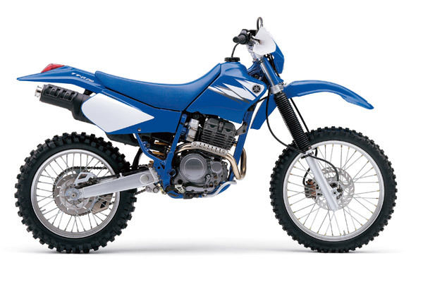 Product picture Yamaha TTR 250 service manual