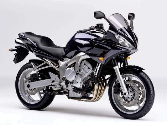 Product picture Yamaha FZ6 Service manual
