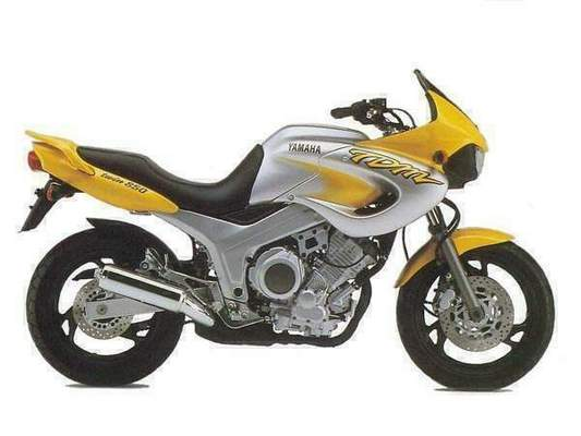 Product picture Yamaha TDM 850 Service manual 1996-1999