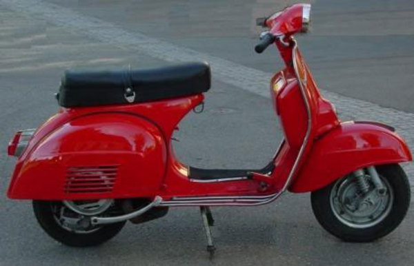 Product picture Vespa Super sport 180 service manual