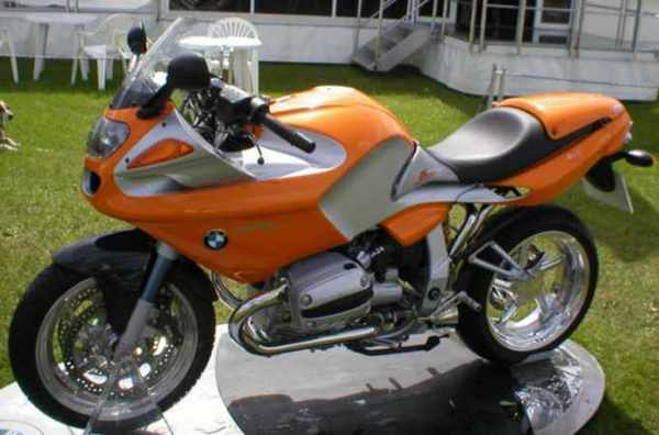 Product picture BMW R1100S Service Manual 1999-2005