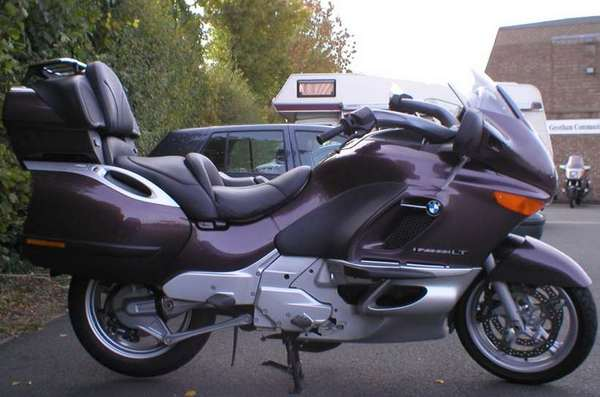 Product picture BMW K1200LT Service Manual